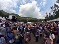 FUJI ROCK FESTIVAL 2017
