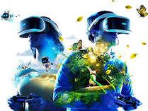 【プレイルーム】Playstation VR体験