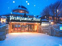 天空の館 白樺湖 八子ヶ峰ホテル(やしがみねほてる) (長野県)