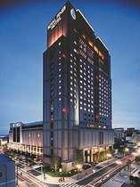 浦和のシンボル的存在の高層ホテル