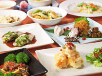 豪華夕食付ご宿泊プラン~中国料理~