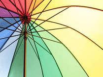 雨の日はさらに 『梅雨割プラン』雨の日特典がいっぱい