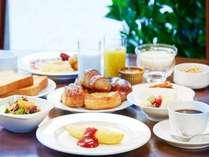 【ビジネスマン必見】平日限定!2500円の人気の和・洋朝食食べ放題チケットプレゼント♪
