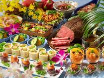 南国の風を感じる美味、初夏の味わいが集合!「沖縄&スタミナブッフェ」