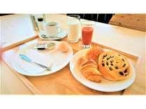 こだわりの《下川生まれ》を集めた優しい朝食