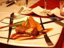 ある日のお肉料理の静岡黒毛和牛のグリル ソースマデラ