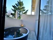 本館3号室 露天風呂