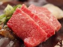 飛騨牛朴葉味噌焼(飛騨牛御膳)は夕食つきプランの限定メニュー