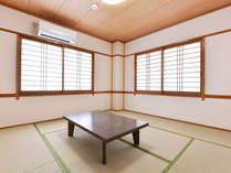 *【和室8畳】やっぱり畳の部屋は落ち着きますね☆