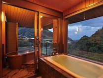 人気の露天風呂付和室角部屋タイプ