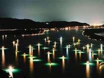 四万十川河口シラス漁の撮影グランピングステイプラン1白2食付き