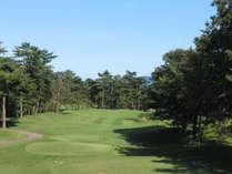 【GOLF翌日プレー用】シー&レイクサイドの丘陵コース!「米山水源カントリークラブゴルフ」プレー付♪