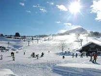 【リフト&ゴンドラ共通1日券付き!】1泊2食で楽しむスキープラン♪