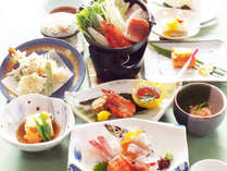 *【スタンダード会席(全9品)】四季ごとに、食材・お料理内容を変え、旬の味覚をご提供いたします。