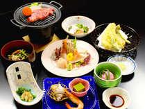 2019年10月からのご予約≫ 【1泊2食付】◆スタンダードプラン◆眺望自慢!温泉と日本海の幸を堪能。