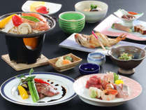 ◆【食事/夕食プレミアム/春】春のプレミアムコースお料理