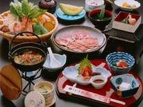 さか屋名物【大名焼】は海の幸山の幸両方食べられるので人気です!