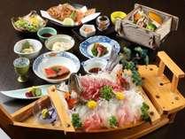 料理(舟盛りスタンダードプラン)
