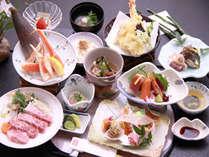 【春旅】-記念日やお祝いを温泉宿で過ごす-ちょっぴり贅沢に【華月】かげつコース◆ご夕食は全11品