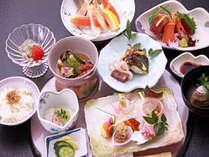 【春かほる筑波山へ】気軽に旅するならこのプラン♪ご夕食全8品【風月】ふうげつコース☆