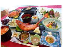 八戸前沖産魚介満載 湖四季味わい尽くしプラン