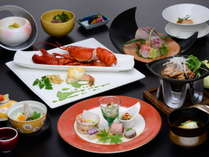 ★和食会席【 満天の星空 】★オマール海老・ふぐなど美味しいものをちょっとずつ!
