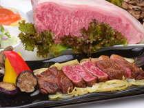 【タイムセール】【平日2組限定】和牛ステーキ食べ放題プラン【一泊夕朝食付き】