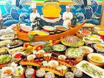 夏休みは【プール】【みんなで作ろう皿鉢料理カスタムバイキング】で楽しむ高知旅♪一泊夕朝食付き