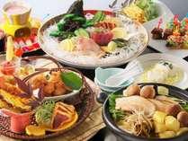 ◆みんなで食べようオリジナルファミリー皿鉢!お子さまも楽しいにっこり旅♪【お子様歓迎】