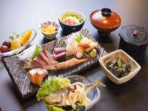 【一ノ松】 瀬戸の旬!鮮魚お造り定食