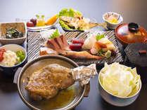 【二ノ松】香川県のいいとこ取り♪ご当地さぬき骨付鶏と瀬戸の鮮魚お造り