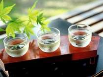 旅頃ぷらん★3種の利き酒と人気の貸切露天付♪