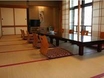 1階 海側客室(ゆったりの大部屋)