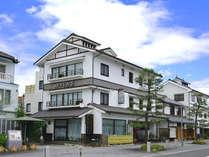 ・赤穂のメインストリート・お城通り沿いにあるホテル