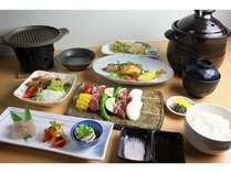 【夏季限定】季節食材をふんだんに使用した、おかんのほっこりコース