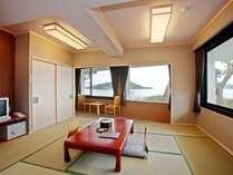 【標準タイプ和室】客室の一例 海の見えないお部屋もございます