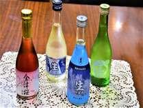 会津の地酒300cc(生)プラン特典