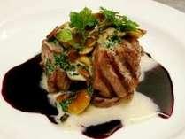 ●これは、うまぁ~い!身体にやさしい山菜料理と厳選飛騨牛の一皿を楽しむプラン!!!