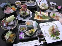 =●お料理充実●=【新緑の栗駒山プラン】松コース