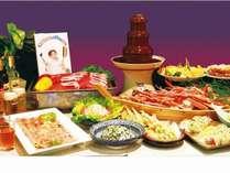 お正月限定!和・洋・中ディナーハ゛イキンク゛「Bプラン」 19:30~21:00 お食事時間指定~飲み放題付