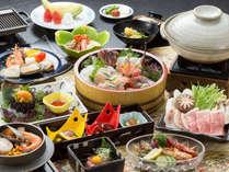 【夏の三陸会席】三陸!まぐろ・うに料理