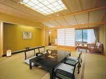 アップグレード客室【和室12,5畳】2名様~6名様までご利用可能(喫煙可・消臭対応可)