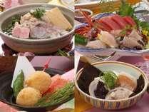 【春の少量美味会席】蛤×甘鯛&鱚など春の旬魚を楽しむ和会席