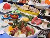 基本コース【夏の花舞会席】島根和牛ステーキ×丸ごと完熟トマト