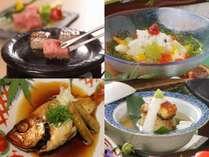 2018【夏の少量美味会席】量より質にこだわり地元山陰のグルメ食材を使用した全10品