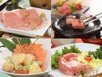 【選べる夏の料理長一押しお肉コース】