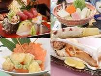 【選べる夏の料理長一押しお魚コース】