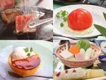 【夏の湯めぐり女子会献立】丸ごと完熟トマト×インスタ映えSPデザート♪