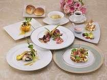 料理長一押し!【料理グレードアップ】 質・量とも充実した夕食を愉しむプラン 洋室喫煙