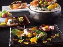 【期間限定】伊賀牛や焼松茸など秋の味覚を満喫する料理長おすすめ特選会席プラン 和室